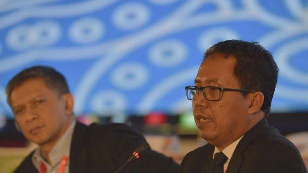 Joko Driyono jadi PlT Ketua Umum PSSI setelah Edy Rahmayadi mengundurkan diri.