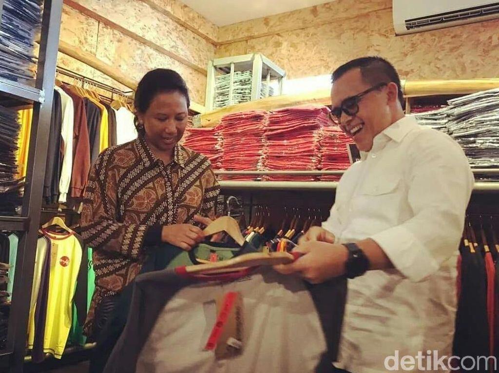 Desain Kemasan Menarik Bikin Menteri Rini Borong Ini