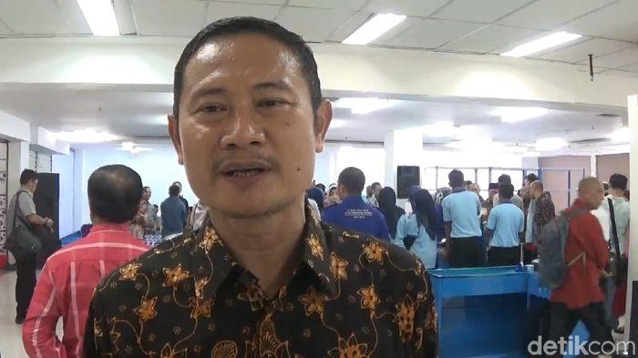 Yuhronur Efendi, CEO Persela Lamongan  (Eko Sudjarwo/detikSport)