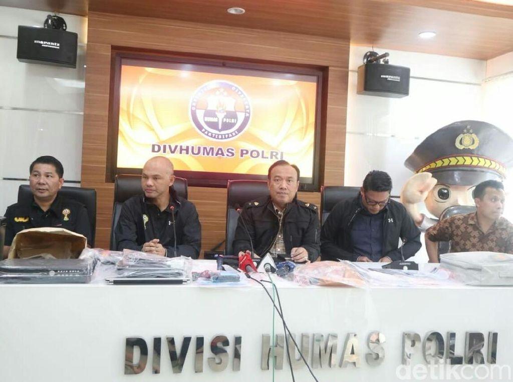Satgas Anti Mafia Bola: Satu di Antara 15 Tersangka Terlibat Judi Online