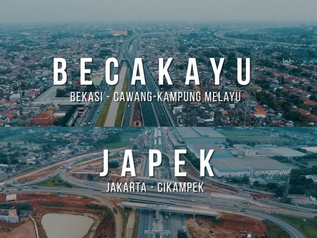 Tol Japek-Becakayu Si Pemangkas Kemacetan