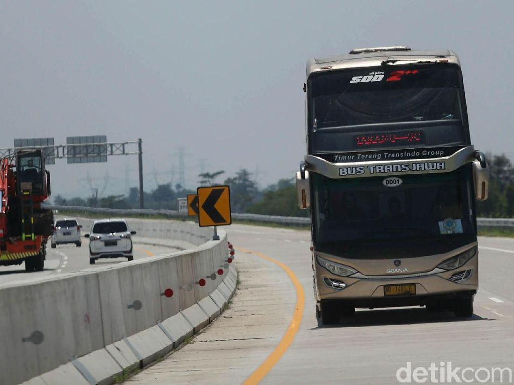 Rest Area Jadi Terminal Bus, Kemenhub: Tidak Perlu Keluar Tol