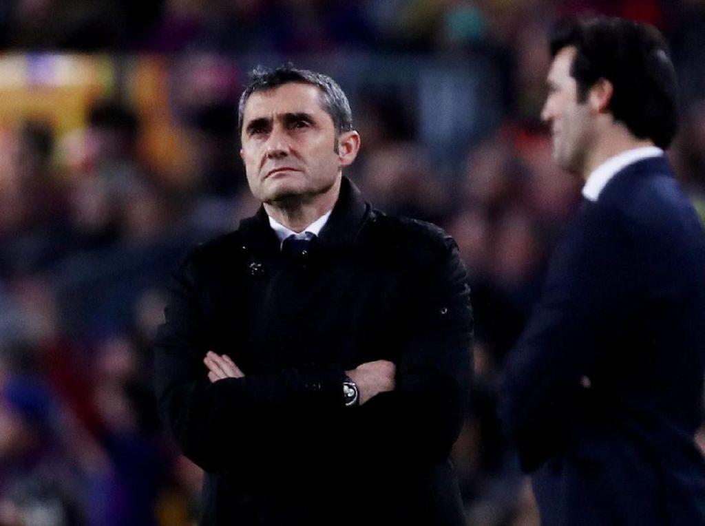 Tak Cemaskan VAR, Valverde: Kontroversi Bagian dari Sepakbola