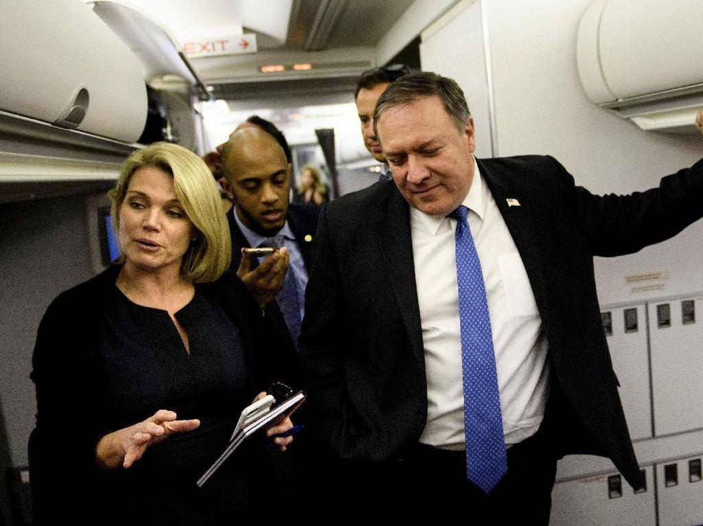 Dubes AS untuk PBB Heather Nauert Mengundurkan Diri