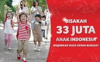 Dukung Nutrisi 33 Juta Anak Indonesia Demi Kemajuan Bangsa