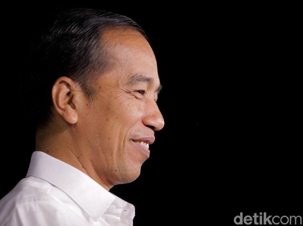 Surat Suara Tercoblos di Selangor, Jokowi: Dicek Saja, Laporkan Bawaslu