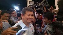 Prabowo Siap Masuk Koalisi Jika Diminta Jokowi, Ini Kata Hashim