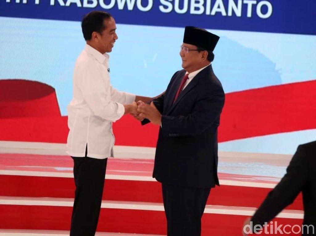 Mirip Indomatrik, Survei SPIN Sebut Elektabilitas Prabowo Pepet Jokowi