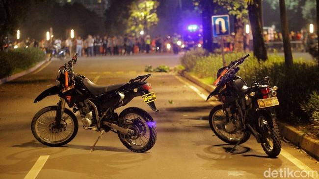 Polri: Ledakan di Semak-semak, Jauh dari Lokasi Nobar Debat Parkit Senayan
