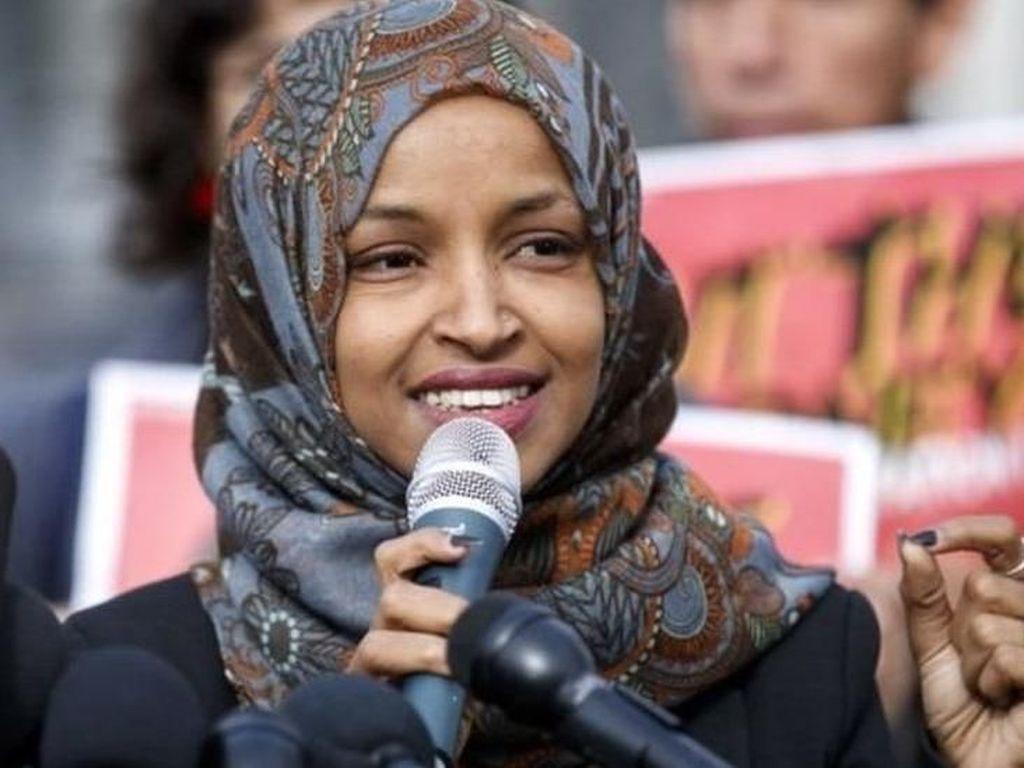 Ilhan Omar: Siapakah Anggota Kongres AS Kelahiran Somalia Ini?