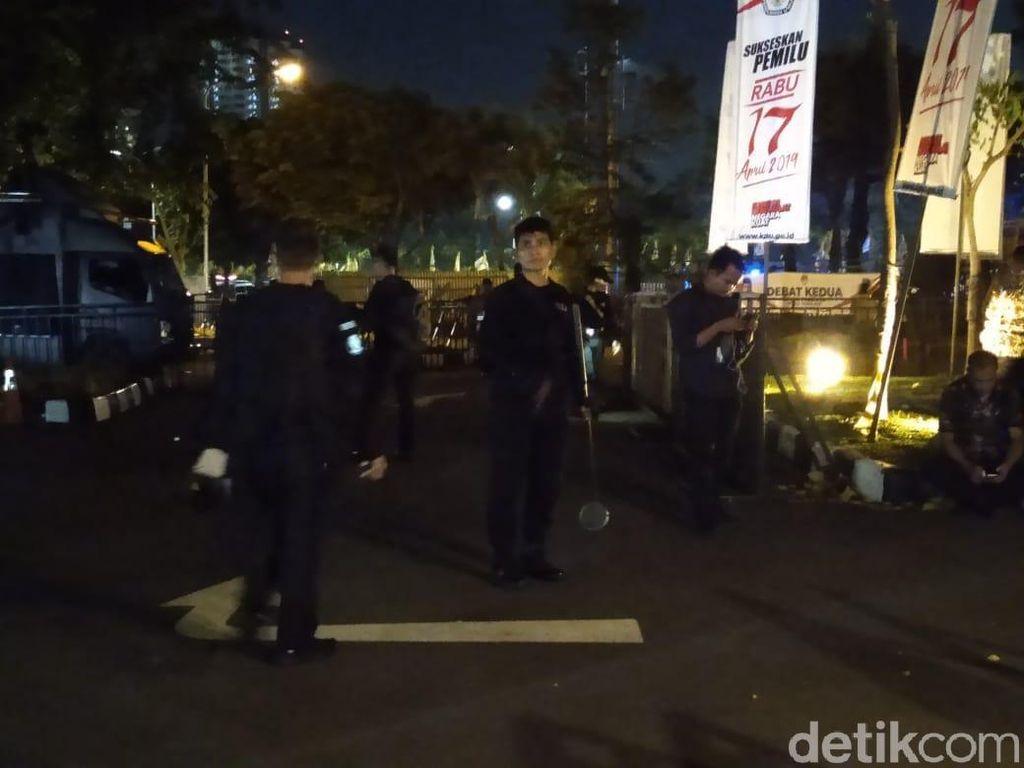 Ada Ledakan Petasan di Parkit, Paspampres Sisir Lobi Hotel Sultan