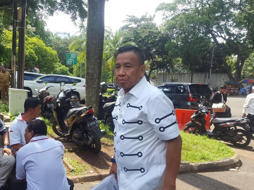 Sebelum Temui Prabowo, Hashim Hingga Dahnil Kumpul di Rumah Pemenangan