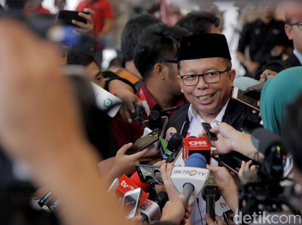Dari Moeldoko hingga Rachmawati Hadir di Lokasi Debat