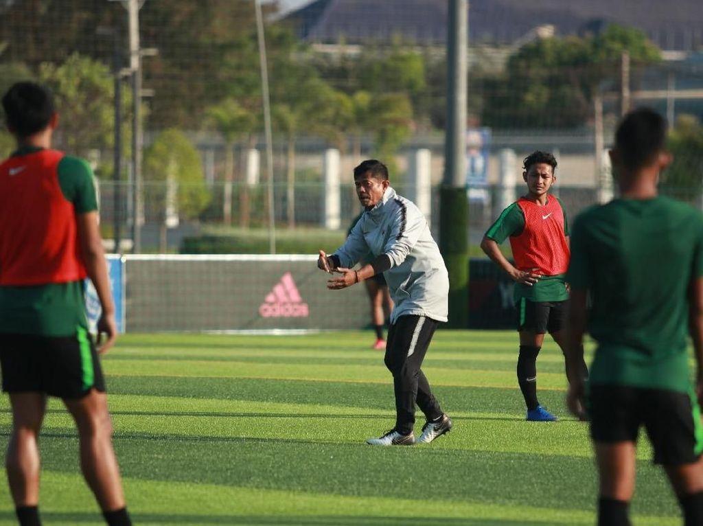 Imbang di Laga Perdana Piala AFF, Indra Sjafri: Tekanan Myanmar Sangat Tinggi