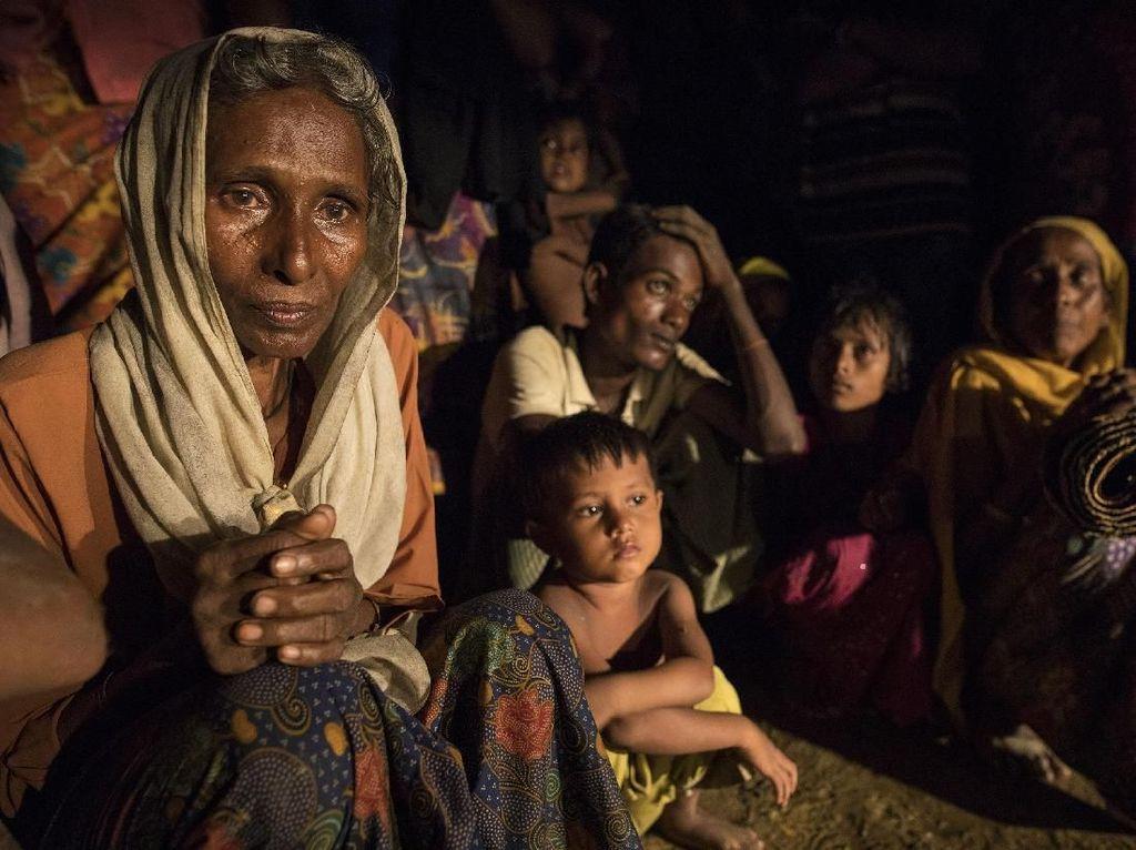 Hampir 200 Warga Rohingya Kabur dari Kamp Bangladesh Tapi Ditangkap Myanmar