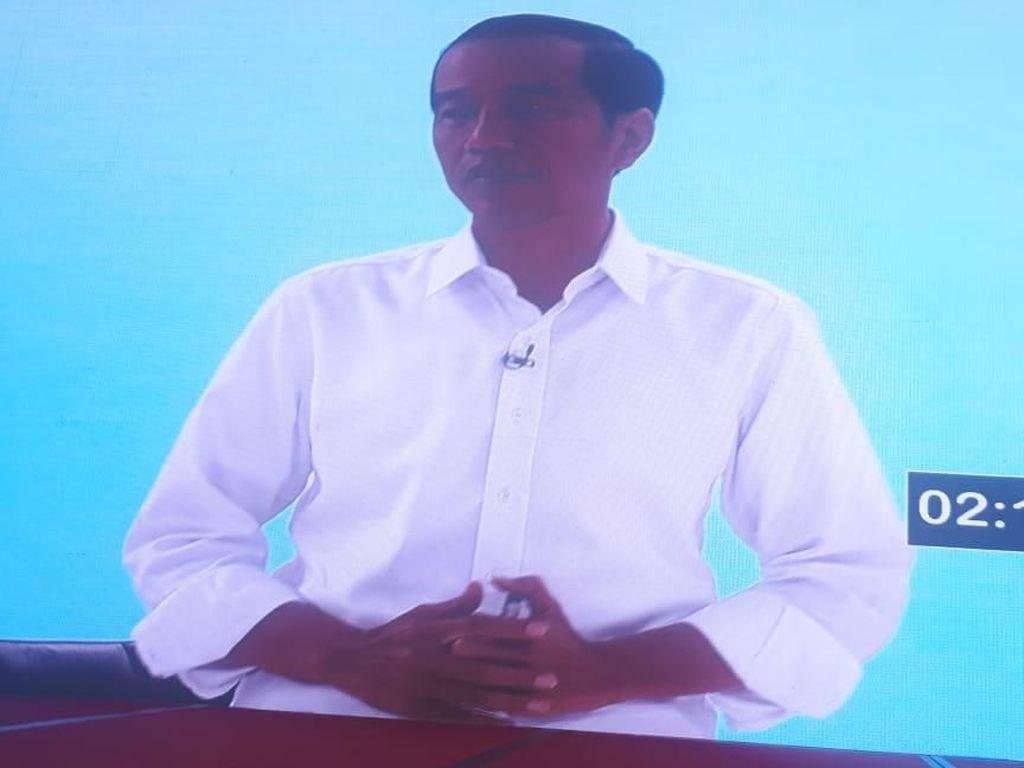 Prabowo Soroti Nelayan Kecil, Jokowi Pamer Kemudahan Izin dan BUMN Beli Ikan