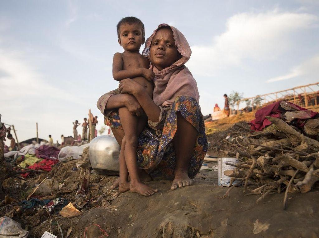 Bangladesh Tak Bisa Tampung Lagi Pengungsi Rohingya dari Myanmar