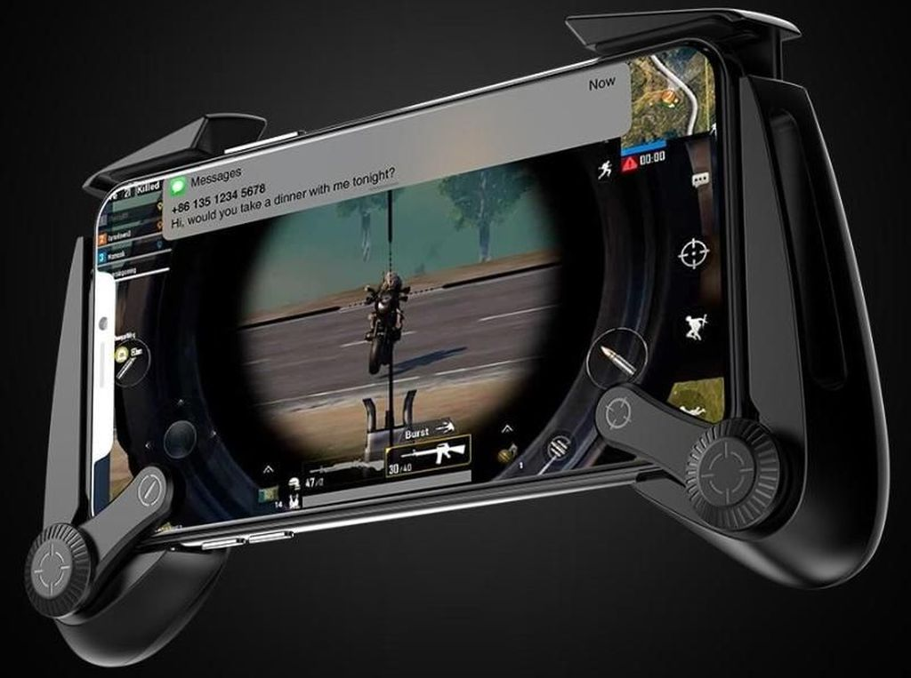 GameSir F3 Plus Bikin Main PUBG dan Fortnite Lebih Seru