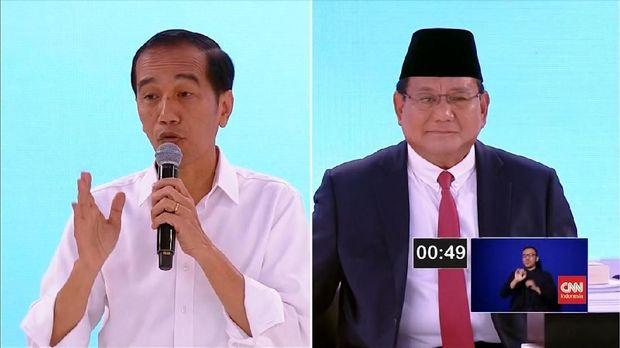 Jokowi: Kalau Debat Dilaporkan, Tak Usah Debat Saja