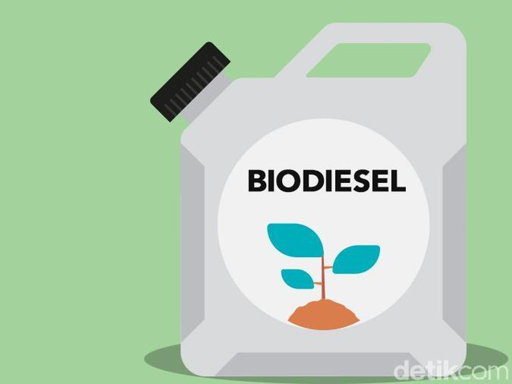 Ekspor Biodiesel RI ke Uni Eropa Turun 22%