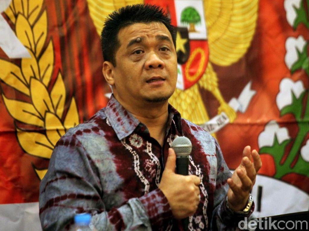 Poyuono Minta Prabowo-Sandi Juga Tolak Hasil Pileg, Ini Respons Gerindra