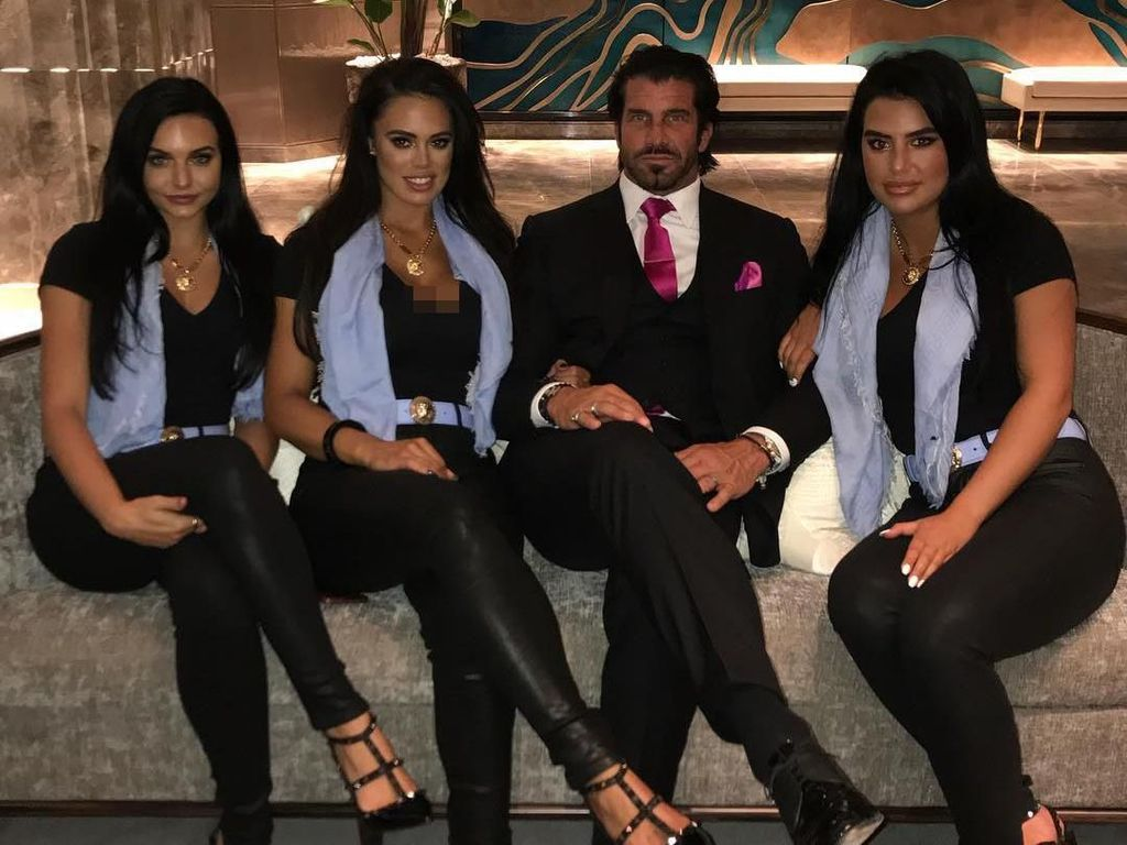 Foto: Gaya Hidup Pengusaha yang Viral karena Punya 1 Istri dan 3 Selingkuhan