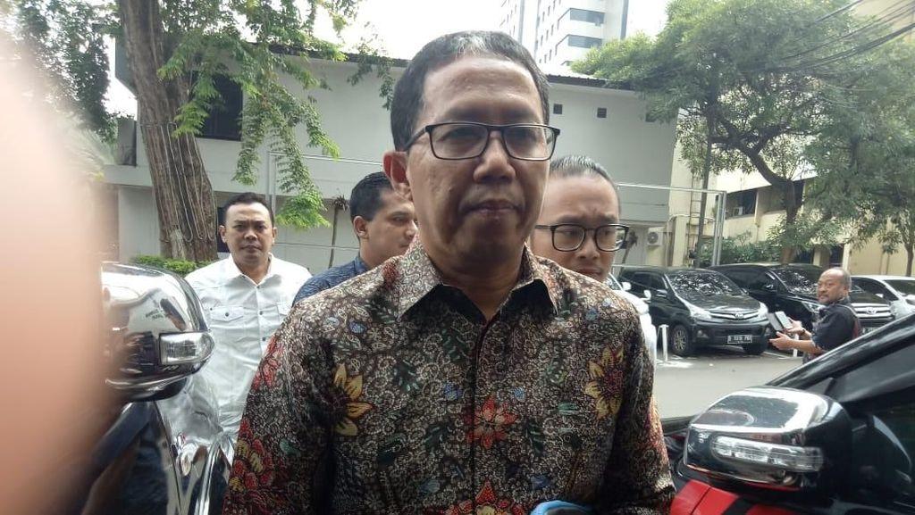 Joko Driyono Penuhi Panggilan Satgas Anti Mafia Bola