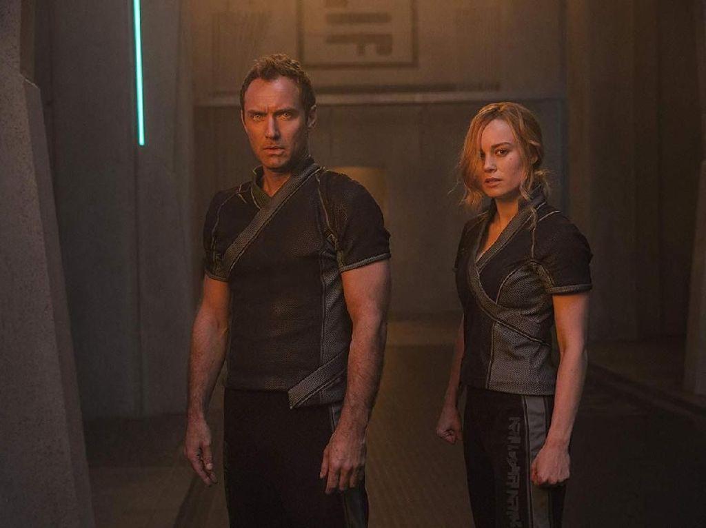 Jude Law Disebut Punya Karakter yang Lain di Captain Marvel, Siapa?
