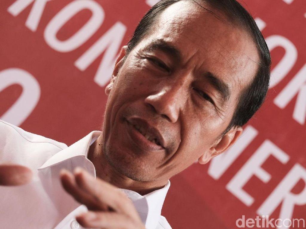 Pesan Jokowi ke Saksi TPS: Jangan Sampai 1 Suara Pun Tercecer