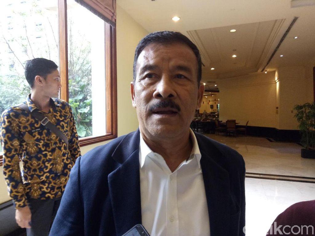 Kemarin Ngotot Segera KLB Setelah Joko Driyono Tersangka, Kini Umuh Pesimistis