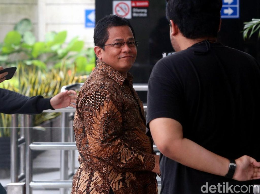 KPK Panggil Sekjen DPR Terkait Suap Anggota DPR F-PAN Sukiman