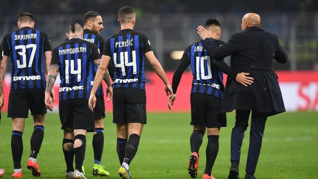 Puasnya Spalletti, Inter Menang di Tengah Kegaduhan soal Icardi