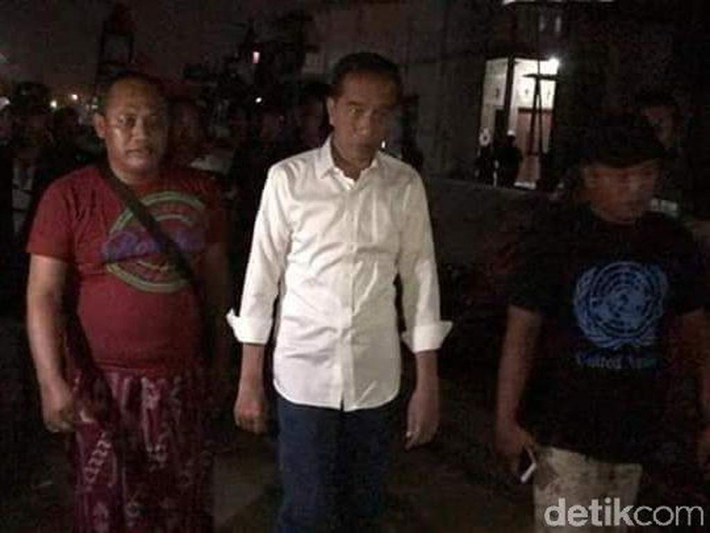 Ada Apa dengan Tambak Lorok yang Didatangi Jokowi dan Fadli?