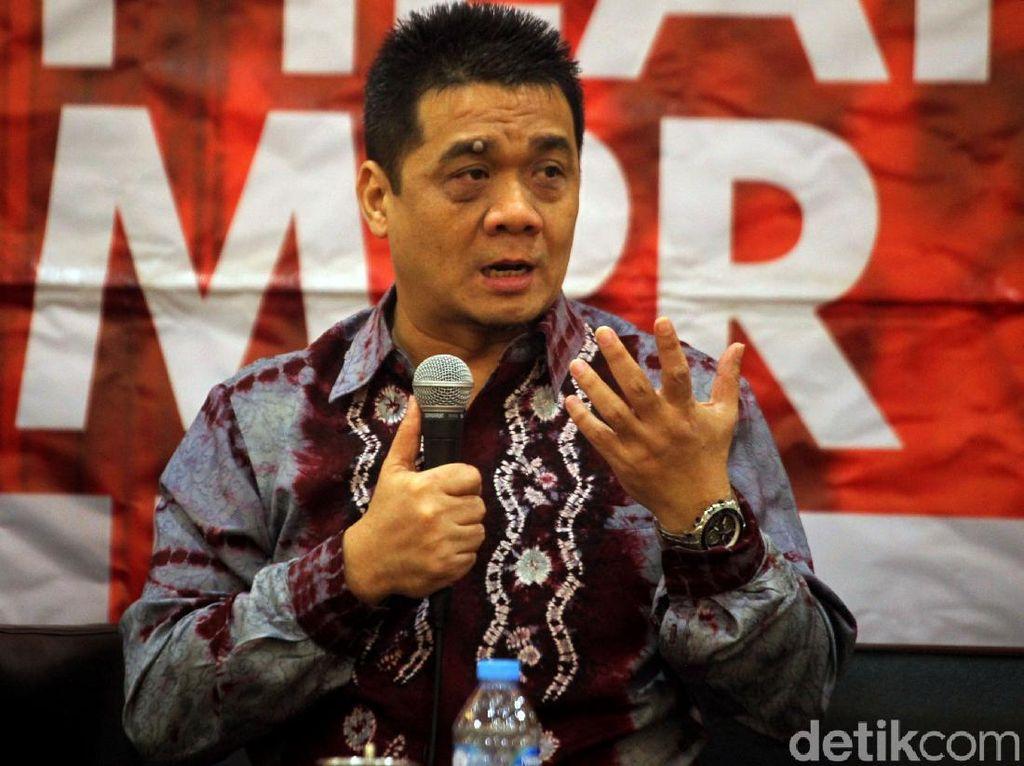Jokowi Nyatakan Koalisi Sudah Cukup Kuat, Gerindra: Apa Ukurannya?