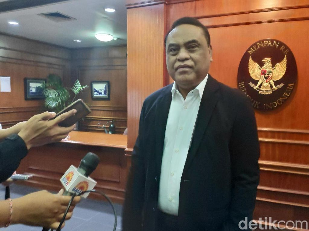 Video MenPAN-RB Sebut ASN di Papua Aman, Tidak Ada yang Cedera