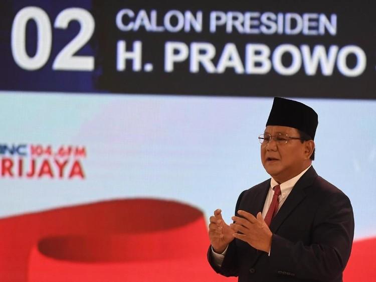 PSI Sebut Prabowo Takut dengan Unicorn dan Investasi