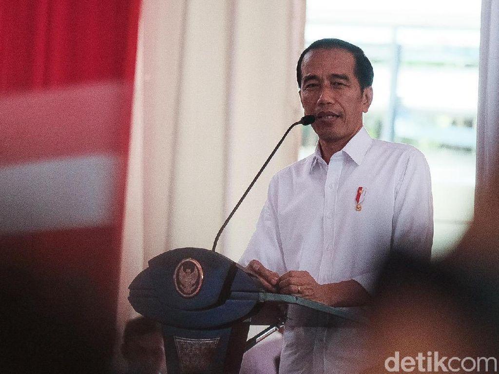 Cerita Ahmad Sueb, Paspampres Dadakan Jokowi