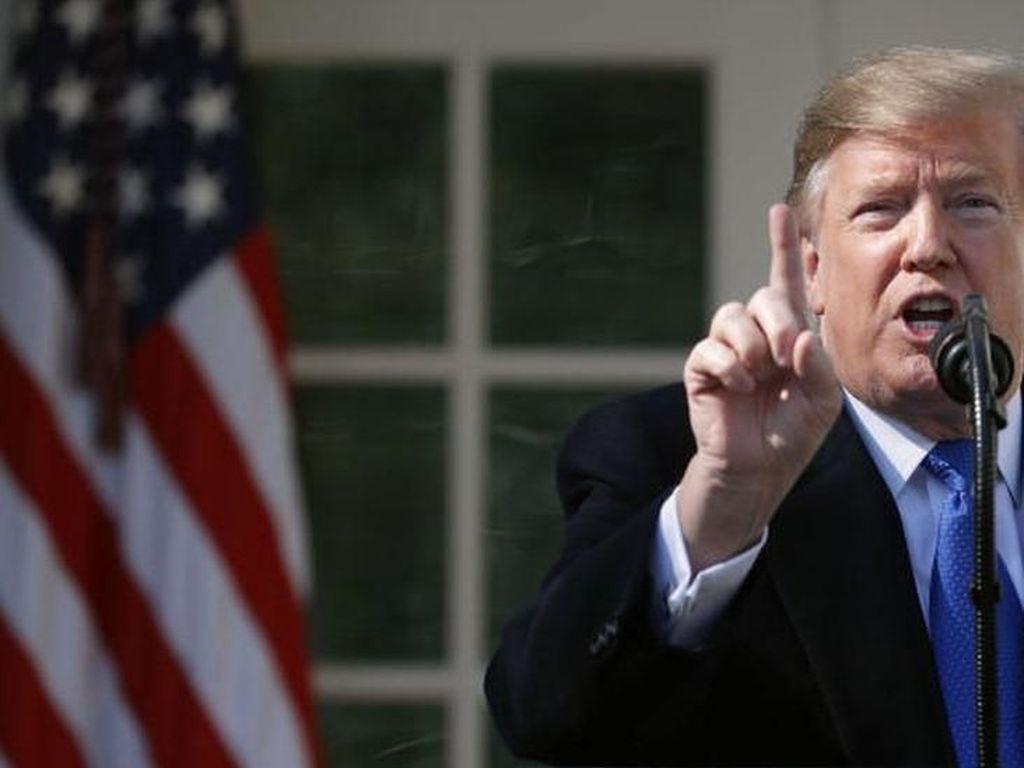 Trump Minta Eropa Terima Ratusan Anggota ISIS yang Ditangkap di Suriah