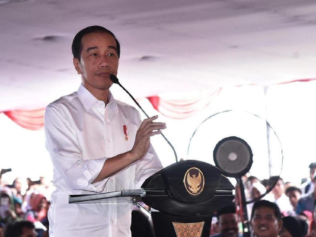 Tepis Sudirman Said soal Freeport, Jokowi: Tak Ada Pertemuan Diam-diam