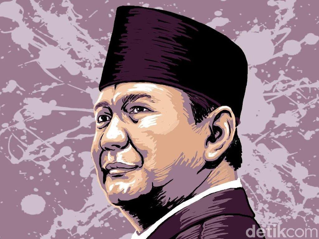 Prabowo Pelototi Kasus Asabri yang Libatkan Dana Pensiun Tentara