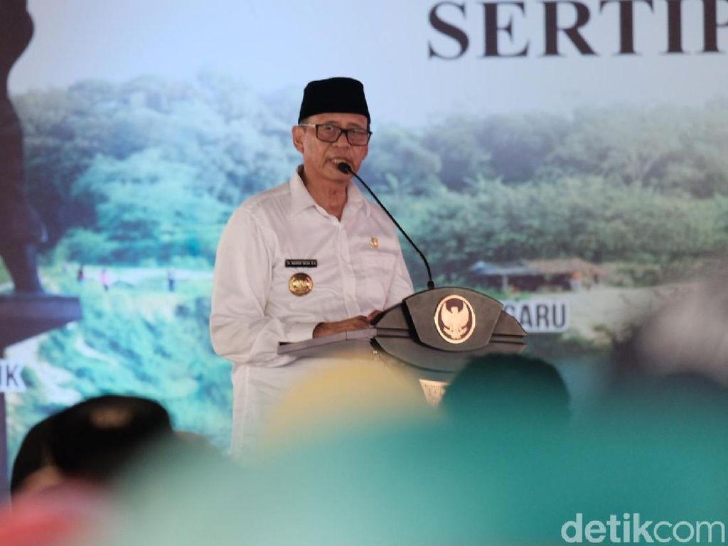 Gubernur Banten Ngeluh Iuran BPJS Kesehatan Naik Beratkan APBD