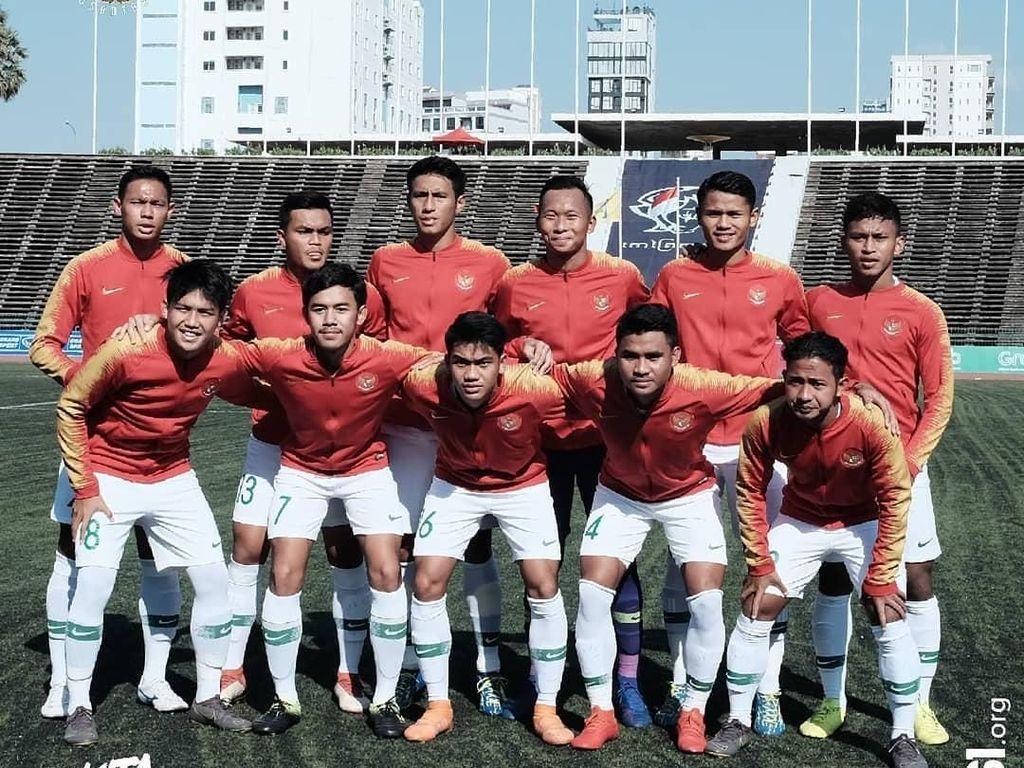 Jadwal Siaran Langsung Semifinal Piala AFF U-22 Vietnam vs Indonesia