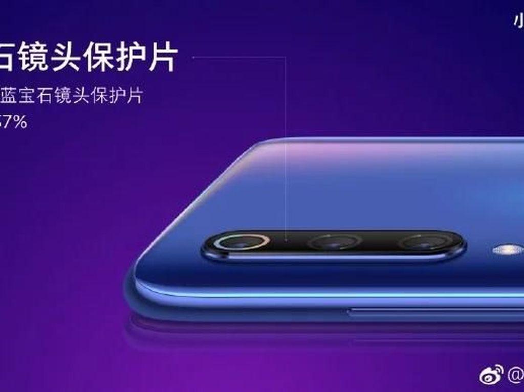 Bos Xiaomi Umbar Kemampuan Kamera Mi 9