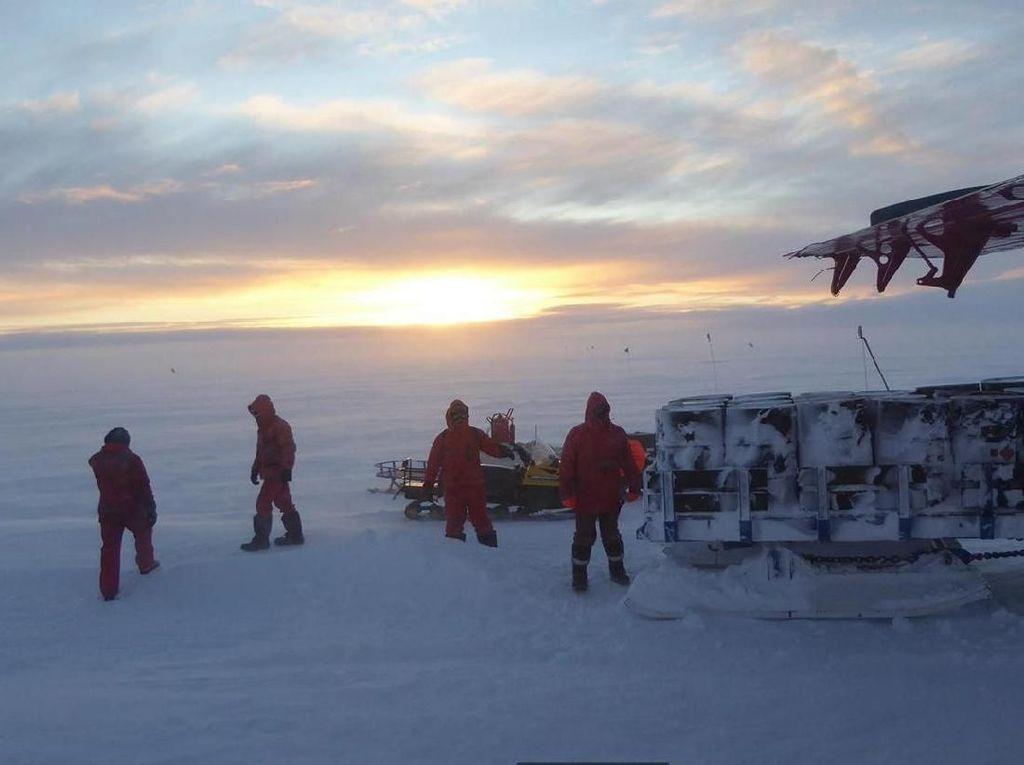 Kisah Misi Penyelamatan Paling Ekstrem di Antartika