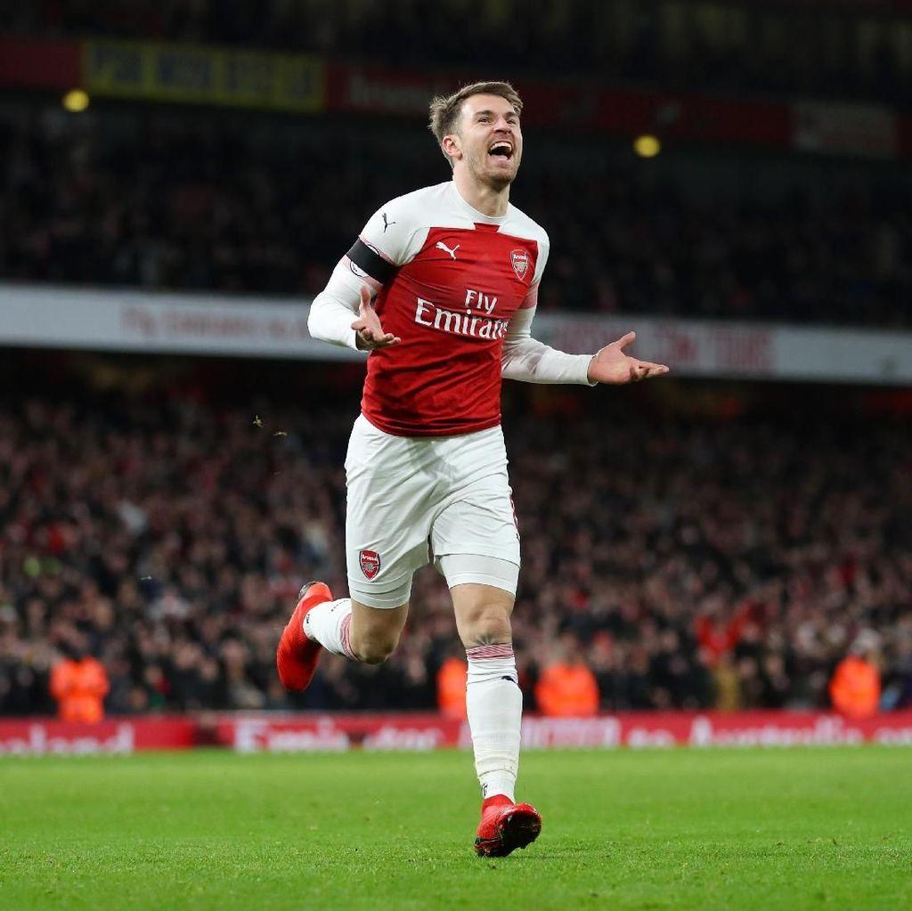 Wenger: Juventus Untung Besar Dapat Ramsey