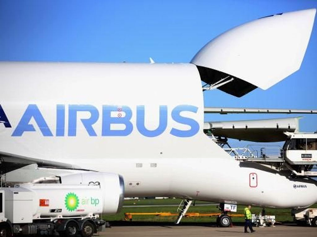 Boeing Kecelakaan, Airbus Ketiban Durian Runtuh