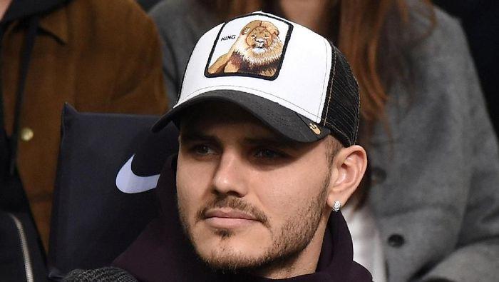 Mauro Icardi gabung Paris Saint-Germain dengan status pinjaman. (Foto: REUTERS/Daniele Mascolo)