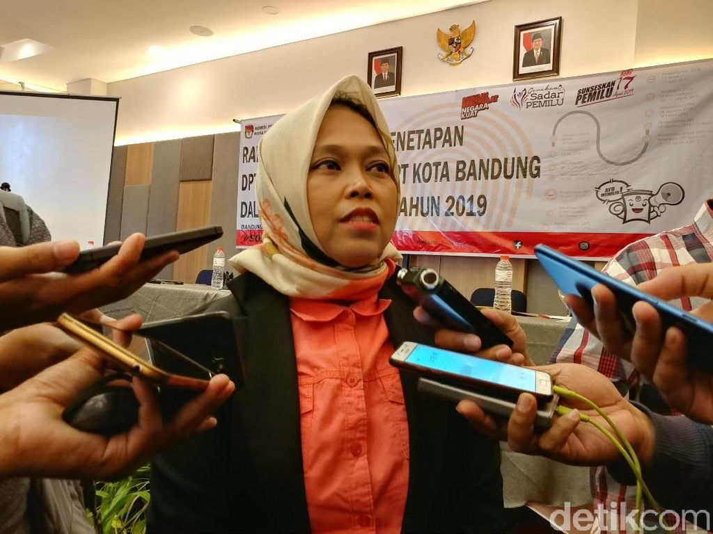 Rawan Banjir, Sejumlah TPS Pemilu di Kota Bandung Direlokasi