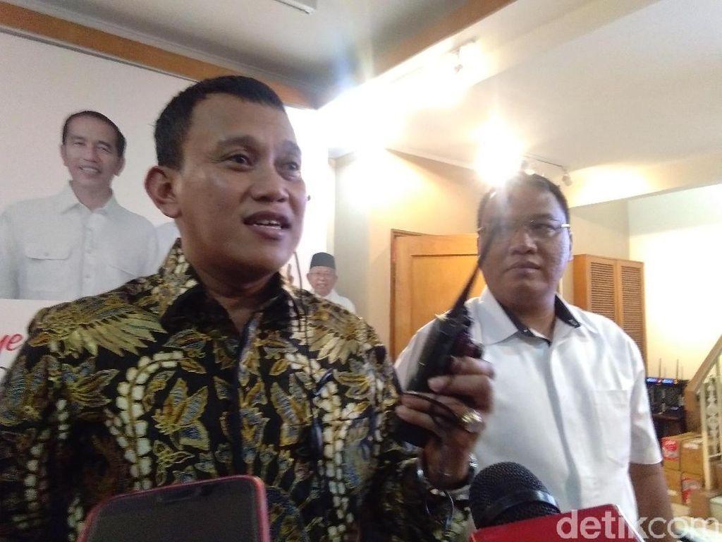 Prabowo akan Jemput Rizieq, TKN: Pulang Saja Kalau Tak Bersalah