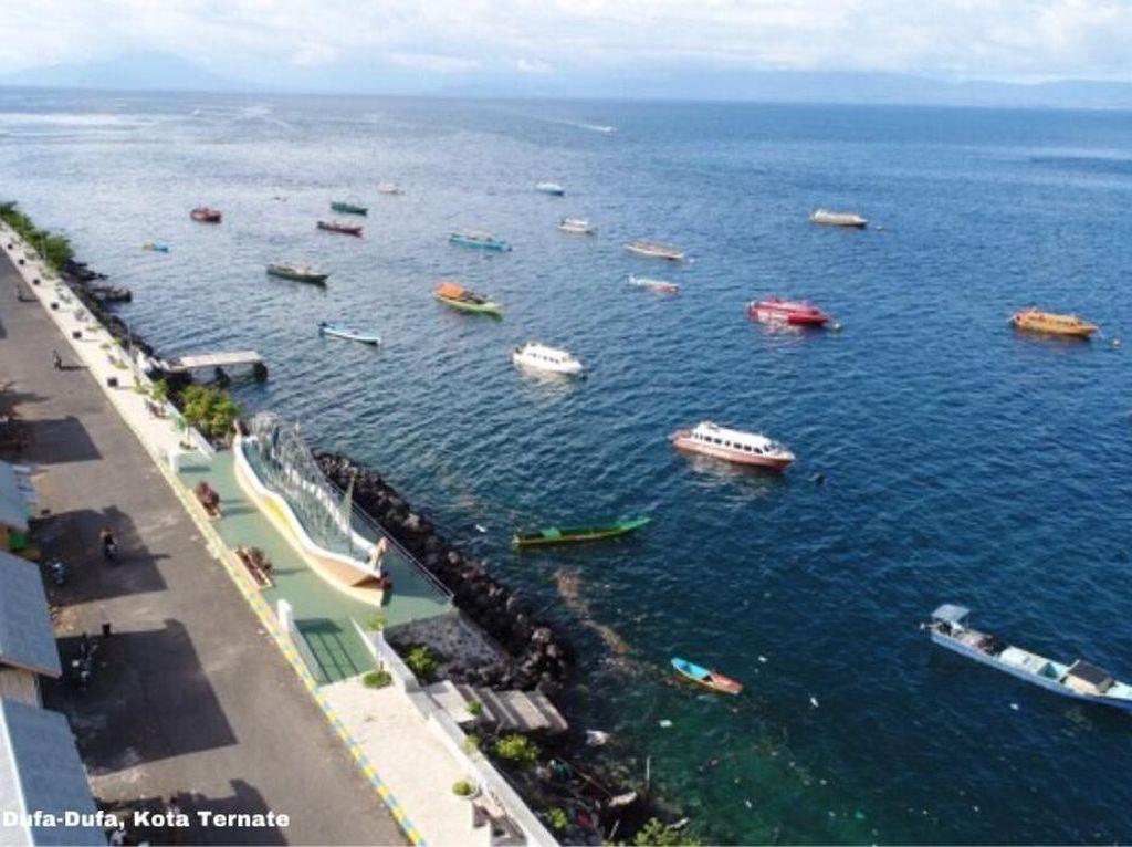 Kampung Nelayan di Papua hingga Kalimantan Dipoles Jadi Cantik